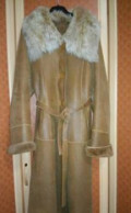 Дубленка натуральная р-р 46-48, красивые платья недорого, Лопатино