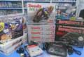 Ретро-приставки Sega 16 bit, Dendy 8 bit + игры, Красноярская
