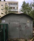 Металлический гараж 22 кв. м, Приволжье
