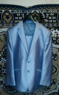 Костюм, мужская куртка tenson himalaya blue, Кузнецк