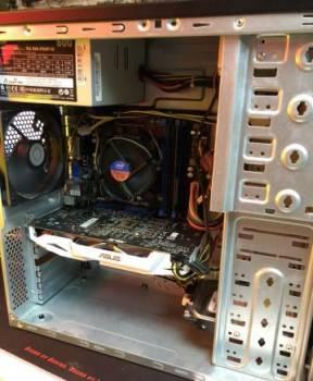 Core i3 3100mhz 8gb Hdd500gb GeForce GTX 1060