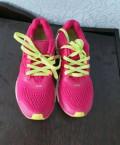 Красные замшевые туфли на толстом каблуке, кроссовки Adidas, Североморск