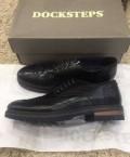 Туфли р45, Заказаны из Италии, кожа, новые, зимние ботинки мужские лучшие бренды, Хабаровск