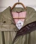 Куртка демисезонная, рубашка цвета хаки с юбкой, Бавлены