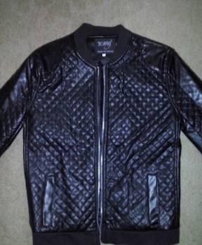 Мужские куртки etro, кожа куртка