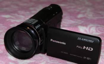 Видеокамера Panasonic HC-X920 + 4 аккумулятора