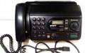 Телефон-факс Panasonic, Самара