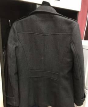 Мужская верхняя одежда на зиму, пальто демисезонное