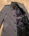 Мужская дубленка с мехом волка, мужское пальто zara 44 размера, Кулешовка