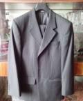 Продаю черный костюм (Пиджак + брюки), купить спортивный костюм мужской адидас из турции, Покров