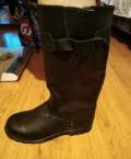 Сапоги, мужская зимняя обувь на широкую ногу с высоким подъемом, Алатырь