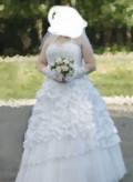 Свадебное платье шикарное золото пышное, свадебное платье, Богородицк