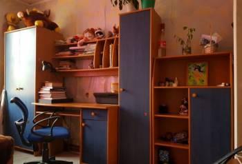 Модульная стенка для учащихся с двумя шкафами