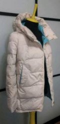 Зимнее пальто женское молодежное, пуховик, Пенза
