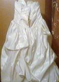 Халат женский гемми, свадебное платье, Тумботино