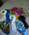 Платье для полных девушек прямое, шарфы палантины платки, Кировская