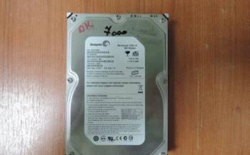 """Жесткий диск 3.5"""" 400Gb IDE в ассортименте"""