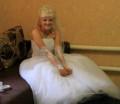 Свадебное платье, кофта guess jeans, Белокуриха