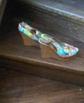 Босоножки, замшевые туфли на тракторной подошве, Симферополь