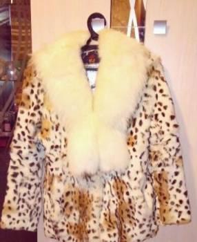 Шуба, стильные кожаные куртки с мехом