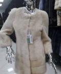 Норковая шуба, халаты женские на пуговицах больших размеров, Круглолесское