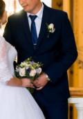 Брючный костюм женский на свадьбу купить, костюм свадебный, Азово