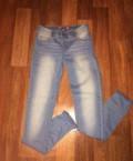 Женская одежда от производителя польша, джинсы светлые, Балаково