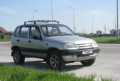 Мб нева с двигателем honda, chevrolet Niva, 2004, Калининград