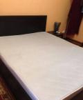 Двуспальная кровать с матрасом, Мурманск