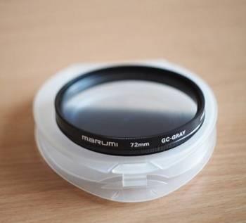 Градиентный фильтр Marumi 72mm