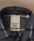 Футболка под рубашку с коротким рукавом, рубашка Esprit S новая, Красное Село