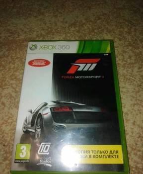 Игра Forza mototsport 3 на Xbox 360