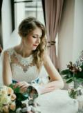Indigo женская одежда оптом, свадебное платье без пояса, Светлогорск