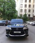 Тойота тундра с дизельным двигателем купить, lexus LX, 2015, Махачкала