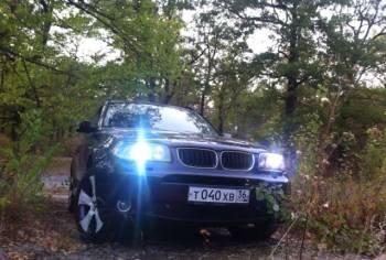 BMW X3, 2004, бу машины ваз 2110