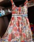 Одежда в стиле минимализм марки одежды, платье/сарафан 42, Волга