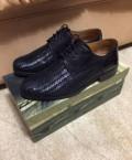 Мужские полуботинки Thomas Muns, купить летнюю мужскую обувь в недорого, Москва