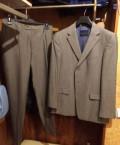Мужской костюм Tommy Hilfiger, куртка мужская демисезонная размер 62-64, Москва