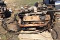 Компрессор на основе зил 130, двиготель Ямз 238 турбо, Грабово