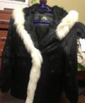 Женские куртки спортивного стиля, шуба из кролика, Ашитково