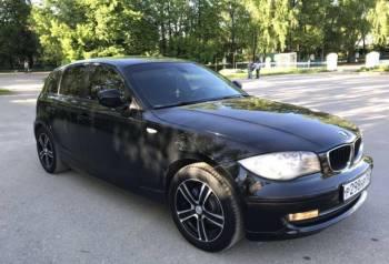 BMW 1 серия, 2011, додж джорней с пробегом