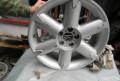 Литые диски из германии б\/у, ниссан диск литой 18 рад, Сухобезводное