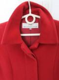 Balenciaga Givenchy Chanel YSL пальто красно, женские туники дешево, Красные Ткачи