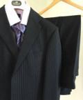 Мужской свитер с аранами от loro piana, костюм классический новый, Тюмень