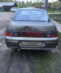 ВАЗ 2110, 2001, ниссан кашкай подержанные авто, Конево