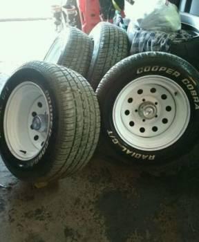 Летние колеса для форд фокус 2 рестайлинг, разноширокий к-кт 5/139. 7 r15