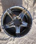 На Lexus GX 470, Toyota Prado б/у 2 шт, литые диски chevrolet spark, Томск