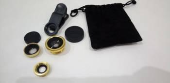 Продам набор из 3х объективов для смартфона