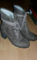 Caterpillar обувь зима, ботильоны Cooper теплая зима, осень, Струнино