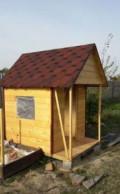 Детский деревяный домик, Тула